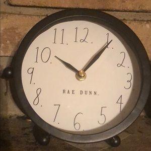 Rae Dunn rustic clock